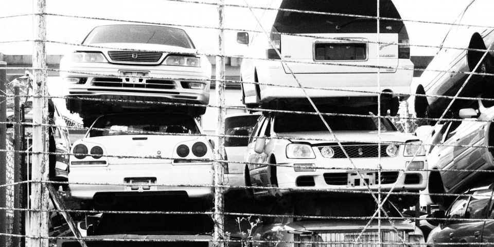 廃車の際の税金