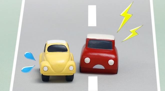 煽り運転イメージ
