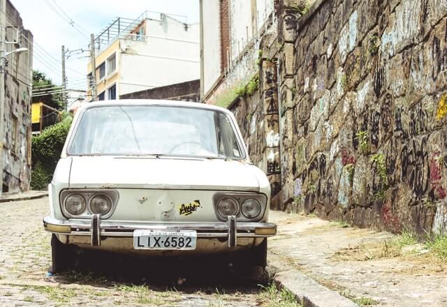 放置車イメージ